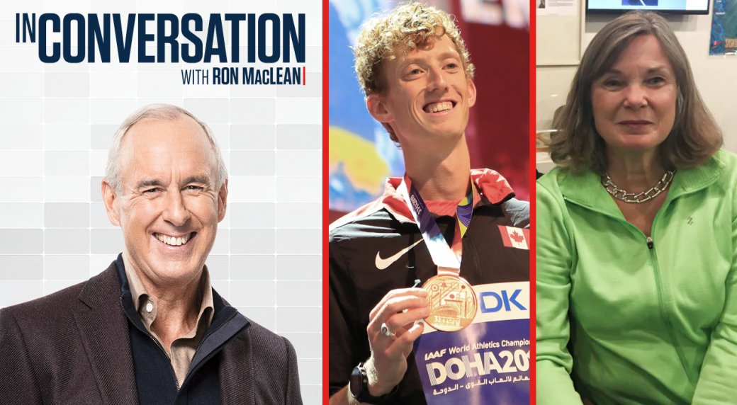 Olympians Diane Jones Konihowski and @EvanDunfee are #InConversation with @RonMacLeanHTH. They discuss entering Canadas Sports Hall of Fame (@sportshall), going from podium to 4th in Rio and life after sport. 💻 WATCH: youtu.be/xO27qOnAWYg
