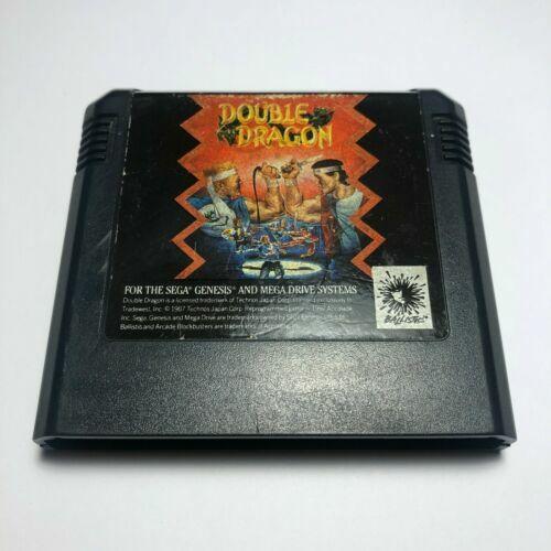 Double Dragon (#Sega #Genesis) Game Only! #retrogaming #ebay🇬🇧 🔥🔗