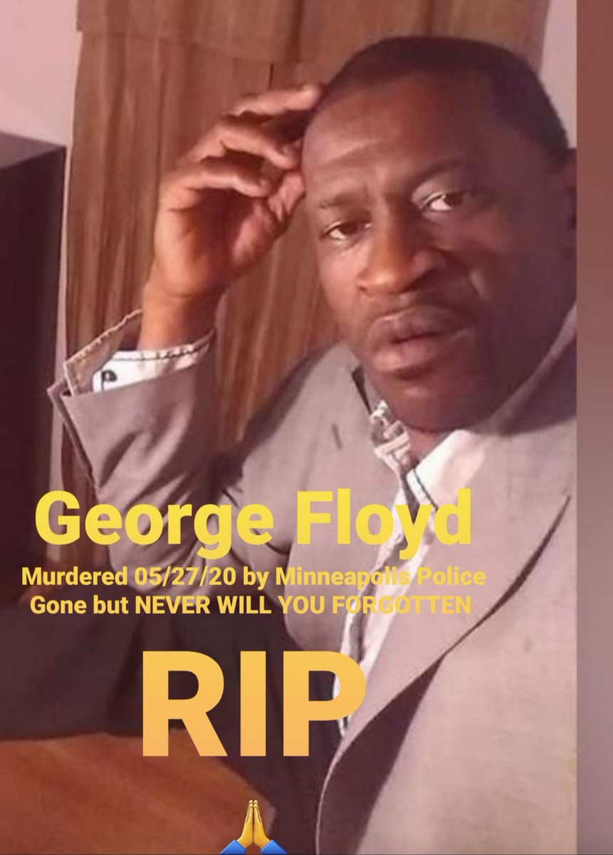 #georgefloyd 😪😪😪😪💔💔💔💔💔💔 You MORE Than Mattered And YOU DESERVE JUSTICE!