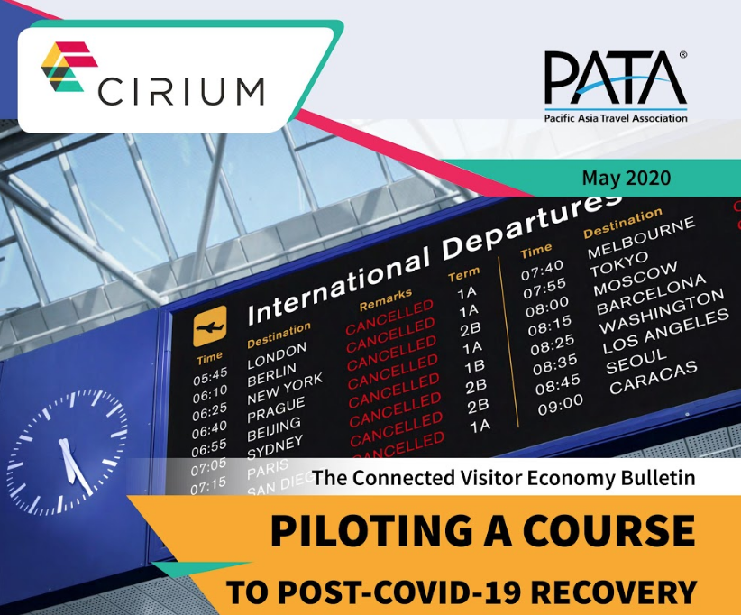 Free #travelresearch report: #PATA #VEBulletin by @cirium. Since the start of #COVID19, there have been questions about appropriate responses & recovery in #tourism. For example, some airports have offered discounts on fees - but are these measures enough? http://ow.ly/9AHl50zS0PI pic.twitter.com/i6lKAImCt4