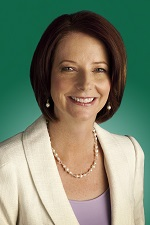 I get fed up hearing people lament, Why dont we have a leader like Jacinda Ardern? Theyre blindly ignorant to the fact that we already had one in @JuliaGillard but the patriarchal overlords led by Abbott, Murdoch and their minions thought then knew better. Miss you Ms G.