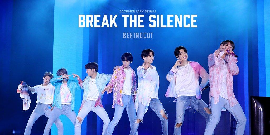 BREAK THE SILENCE : DOCU-SERIES 비하인드 컷 공개✨ EP7이 공개되기 전, #위버스 가 준비한 고화질 사진으로 마지막 에피소드의 아쉬움을 달래보세요! 비하인드 컷 보러 가기 👉weverse.onelink.me/qt3S/35ec644b #방탄소년단 #BTS #BREAK_THE_SILENCE