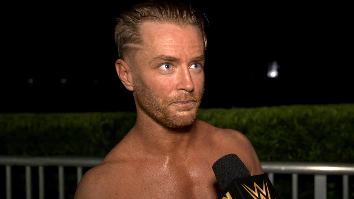 EXCLUSIVE: @WWEMaverick is looking to pull off one more shocker in the #WWENXT Cruiserweight Title Tournament.