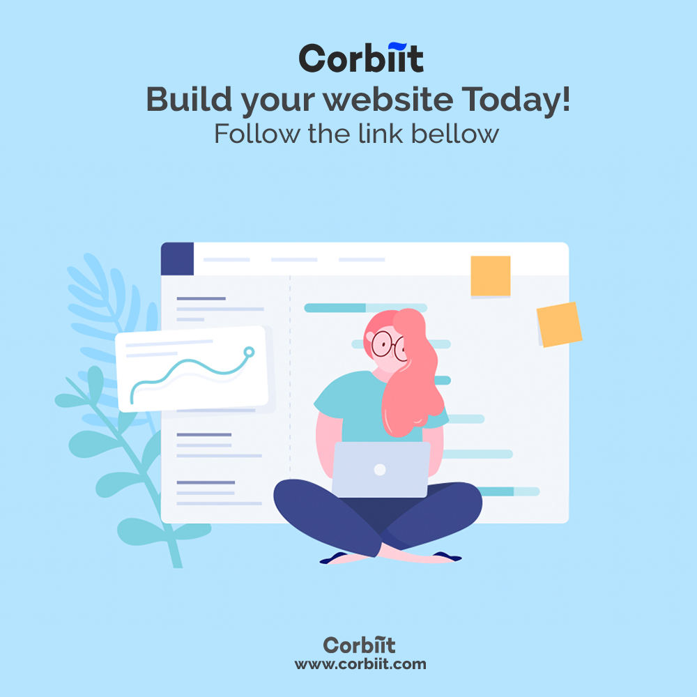 Unlock explosive growth and start build your own Website with us Today! We will be happy to be your teammates for your Website Design, SEO, Digital Marketing and UI/UX Design project. Visit:  https:// corbiit.com/quote-form     <br>http://pic.twitter.com/l3ta8xMvYd