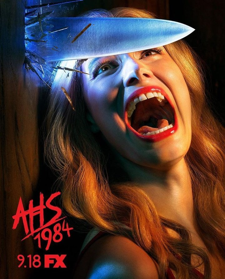 AHS 1984 posters  WHAT A SERVE <br>http://pic.twitter.com/yOHlZ0Ofzs