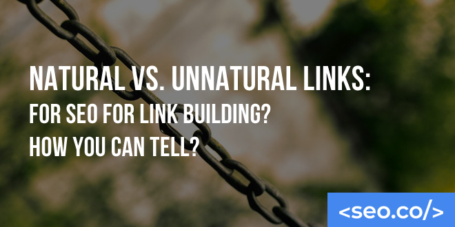 Natural vs. Unnatural Links: What's the Difference? How to Build a Natural Backlink Profile #SEO via @SEOdotco  https:// seo.co/natural-vs-unn atural-links/?utm_source=ReviveOldPost&utm_medium=social&utm_campaign=ReviveOldPost   … <br>http://pic.twitter.com/kSyfdvVXJv