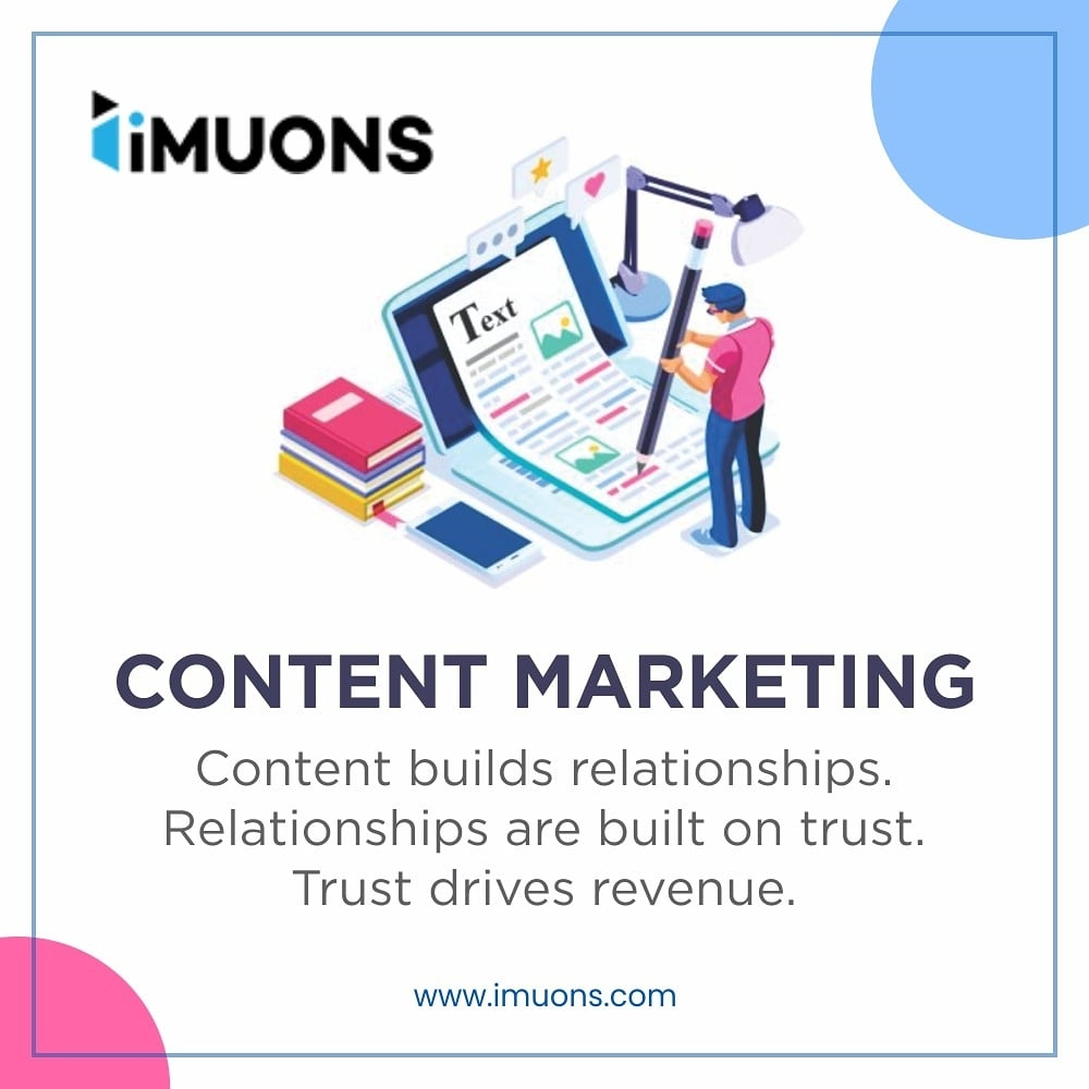 Content is the most important activity in the Digital Marketing strategy. #Content targeted at the right buyers and helps in positioning your #services with the right audience. #contentmarketing #digitalmarketing #onlinemarketing #SEOpic.twitter.com/bDq8xh2OA5