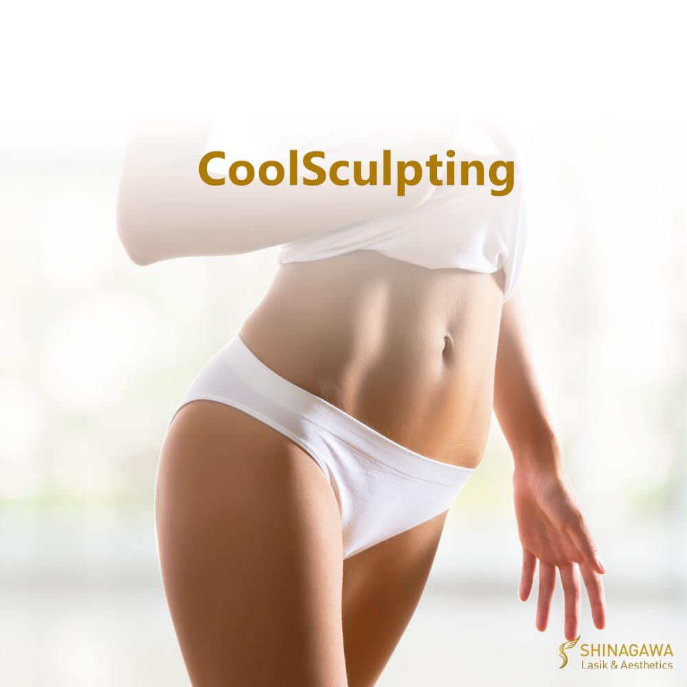 1. CoolSculpting – Freeze away all those unwanted fats that you gained for eating a bit more than usual. CoolSculpting can help you get your sexiness back!