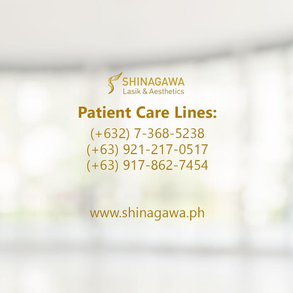 Schedule your derma appointment and get a FREE consultation! Call our Patient Care Lines - (+632) 7-368-5238, (+63) 921-217-0517, (+63) 917-862-7454 for inquiries and appointments.