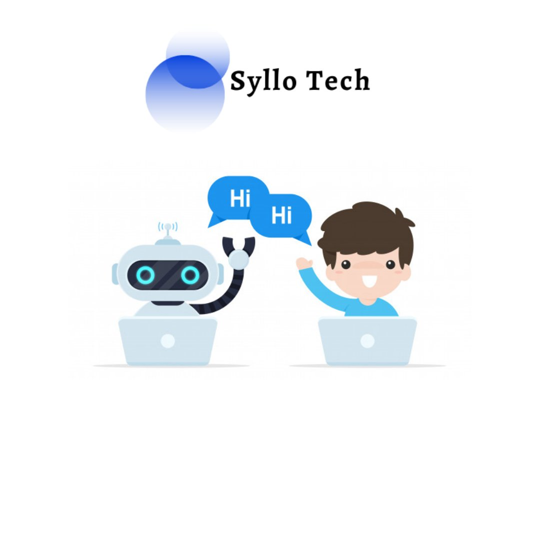 Chatbots Generate Leads With Sales Approach.   Read Full Article at https://www.syllotech.com/post/most-innovative-chatbots-on-the-web…  #syllotech #technology #TechnologyRocks #TechnologyTheseDays #technologynews #technologysolutions #technologyfail #technologyart #technologytrends #technologyr #TechnologyIsAwesomepic.twitter.com/PDg0LN7X5k