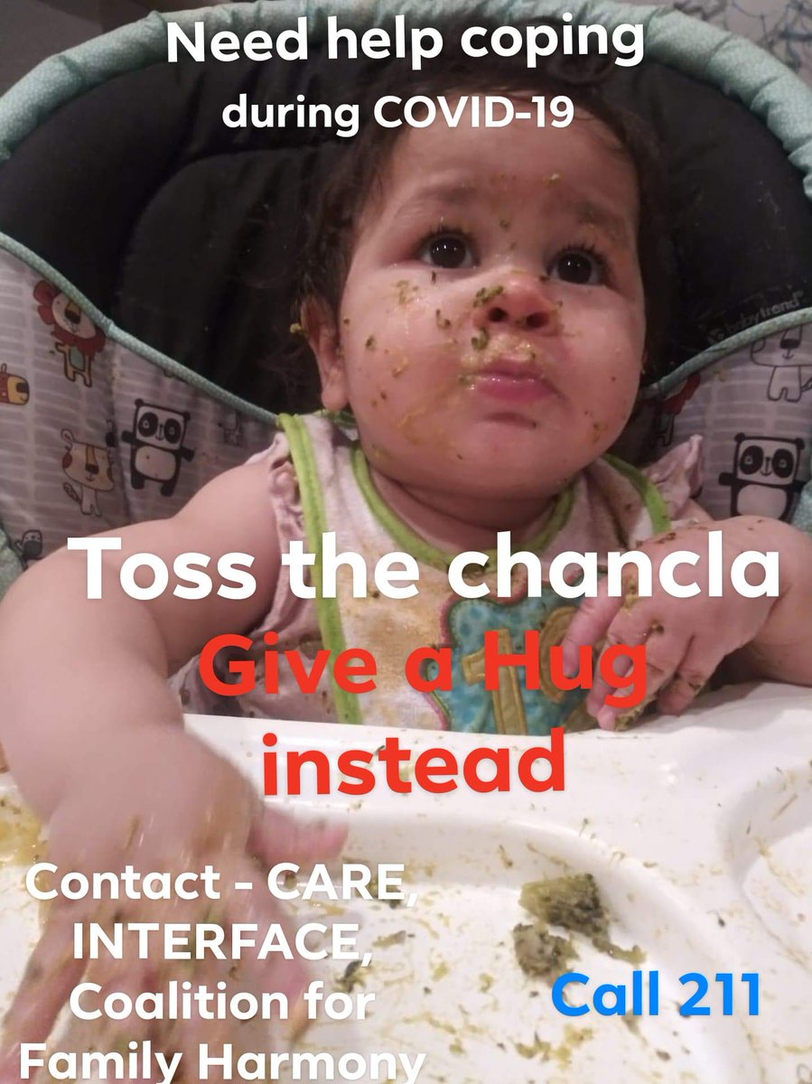 This PSA reminds you that you're not alone. Call 211 for helping advice. #tossthechanclagiveahug<br>http://pic.twitter.com/tsfoI4gYLl