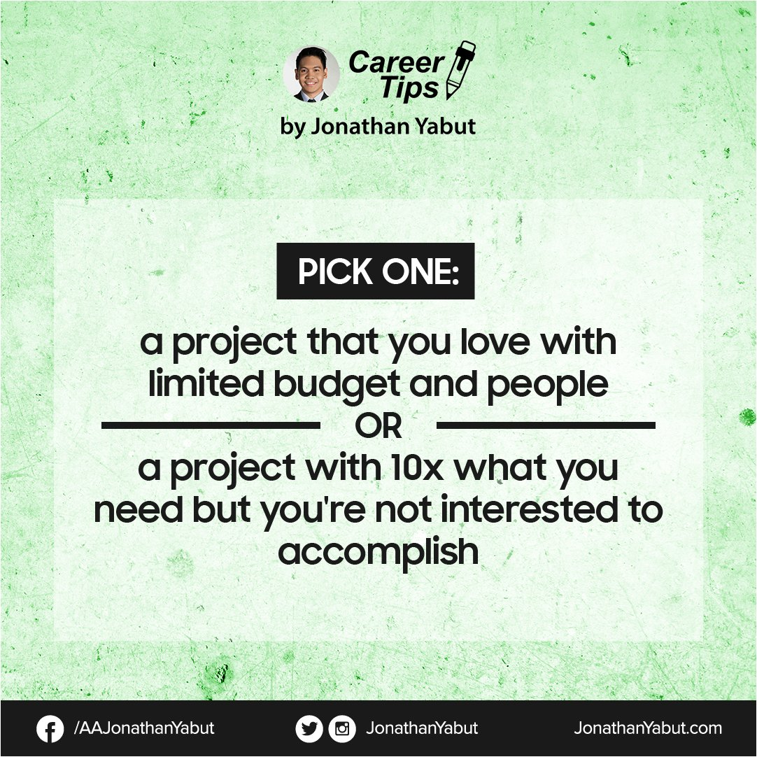 """For more corporate tips and advice, add me @jonathanyabut for Twitter   Subscribe to our newsletter by sending us an e-mail """"INSPIREmeWEEKLY"""" to jonathanyabut@gmail.com  #BuildingMyEmpire<br>http://pic.twitter.com/B9CUJvsJrI"""