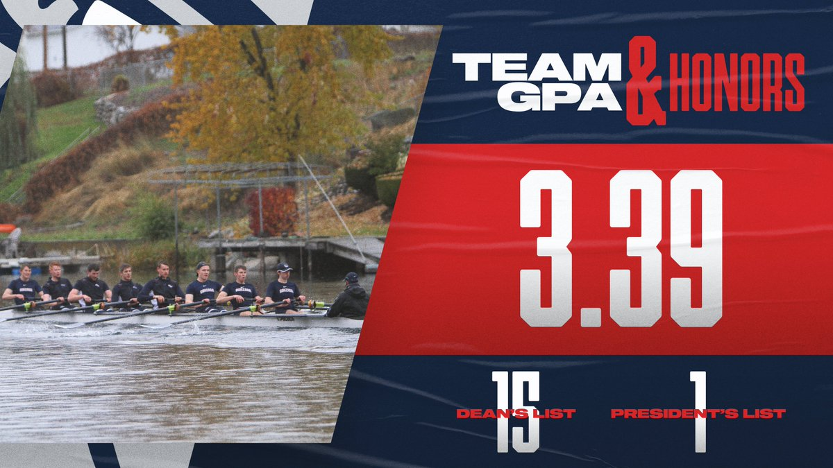 Really proud of our team's effort in the classroom this semester 🙌🙌  Your Zags posted a team-record 3⃣.3⃣9⃣ GPA with 1⃣5⃣ Dean's List honorees & 1⃣ President's List honoree 👏👏  📰: https://t.co/u6MkKMWX78 #UnitedWeZag https://t.co/lzYrgT4jZC