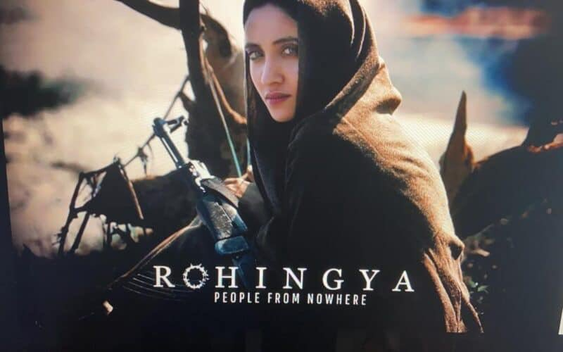 Debutant director Haider Khan will show the plight of #Rohingya people in an upcoming #Bollywood movie pic.twitter.com/Hbg3p6buHd