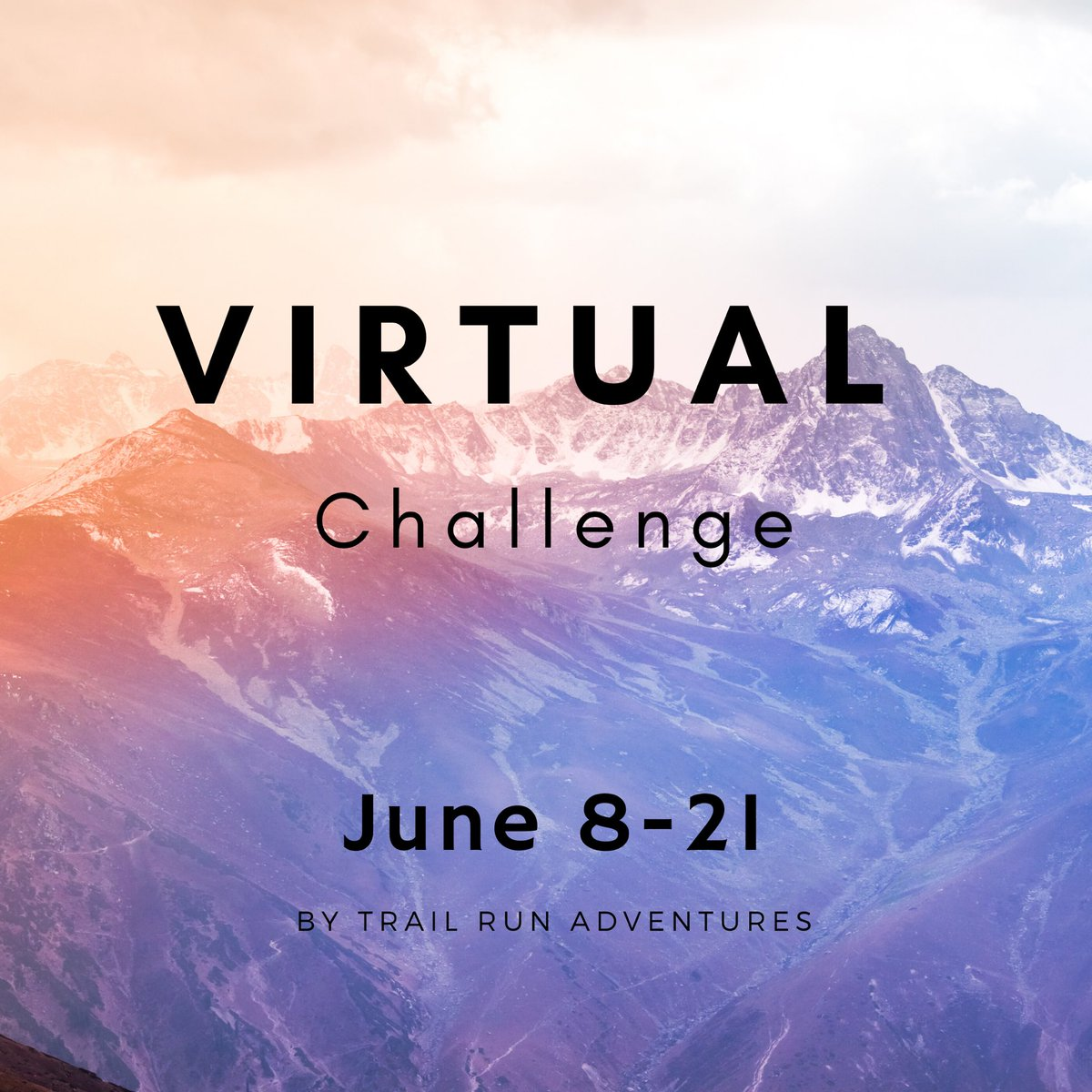 It's on! A virtual race with a twist and loads of awesome prizes trailrunadventures.com/virtual-challe…