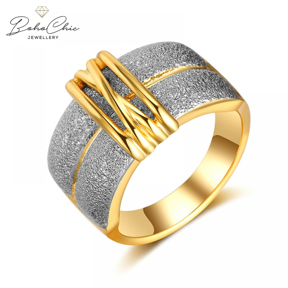 #style #bohochic Gold and Silver Coloured Copper Ringpic.twitter.com/xIFhZEqrhH