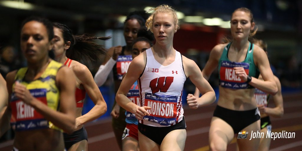 """Alicia has always impressed me with her confidence and adaptability and attributes that I believe will set her apart from her peers.... the sky is the limit for her performance.""  @BadgerTrackXC women's coach Mackenzie Wartenberger on Alicia Monson   https://t.co/8vHvRfMvtp https://t.co/YUdJpgOo9u"