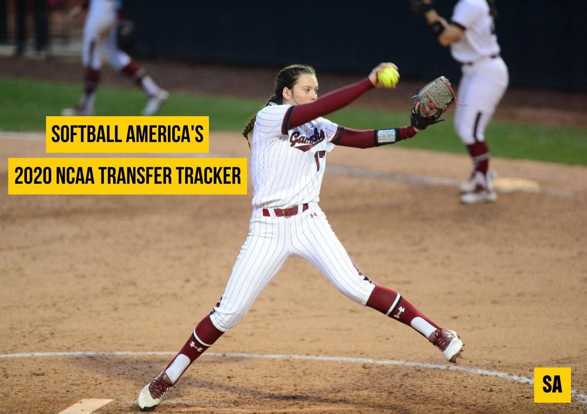 From coast to coast, college softball transfers are on the move. 💨 Track the movement here: buff.ly/2wK0GjJ