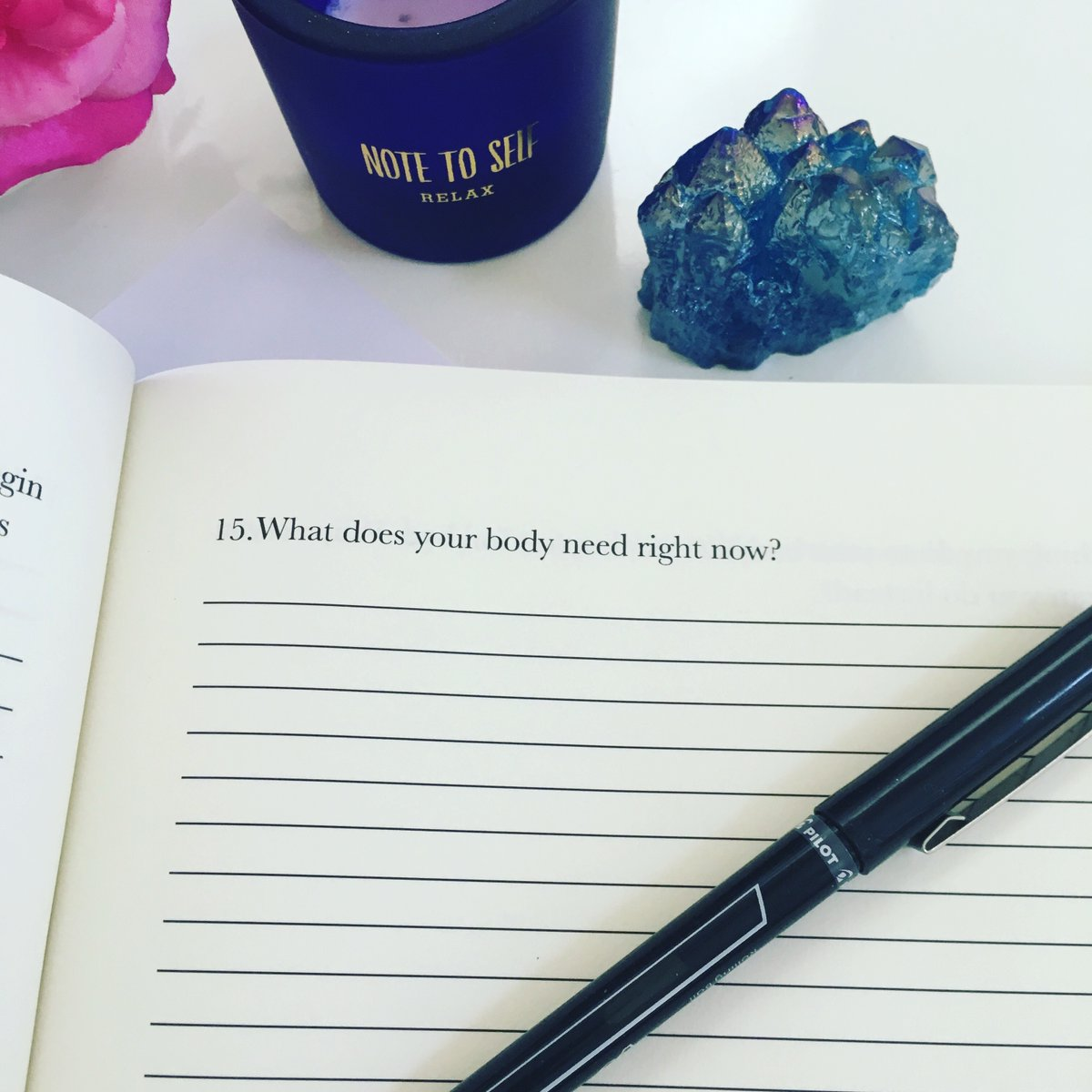 What does your body need today?  Prompt from the #MakePeaceWithYourBody workbook http://ow.ly/6rBw50zOZ6dpic.twitter.com/r5dPjTr65v