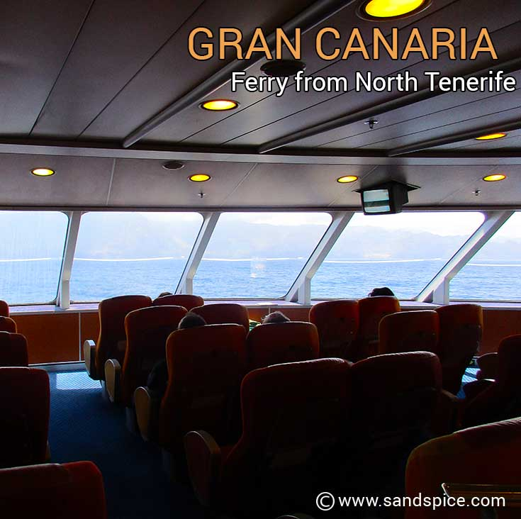 Take the Gran Canaria ferry from North Tenerife to Agaete http://www.sandspice.com/gran-canaria-ferry-from-north-tenerife/ …  The Gran Canaria ferry from North Tenerife is only marginally cheaper than flying, but handy for visiting Santa Cruz, Agaete or Las Palmos. #GranCanaria #Ferry #Tenerife #Agaete #Spain ...pic.twitter.com/4FsXiB2lTz