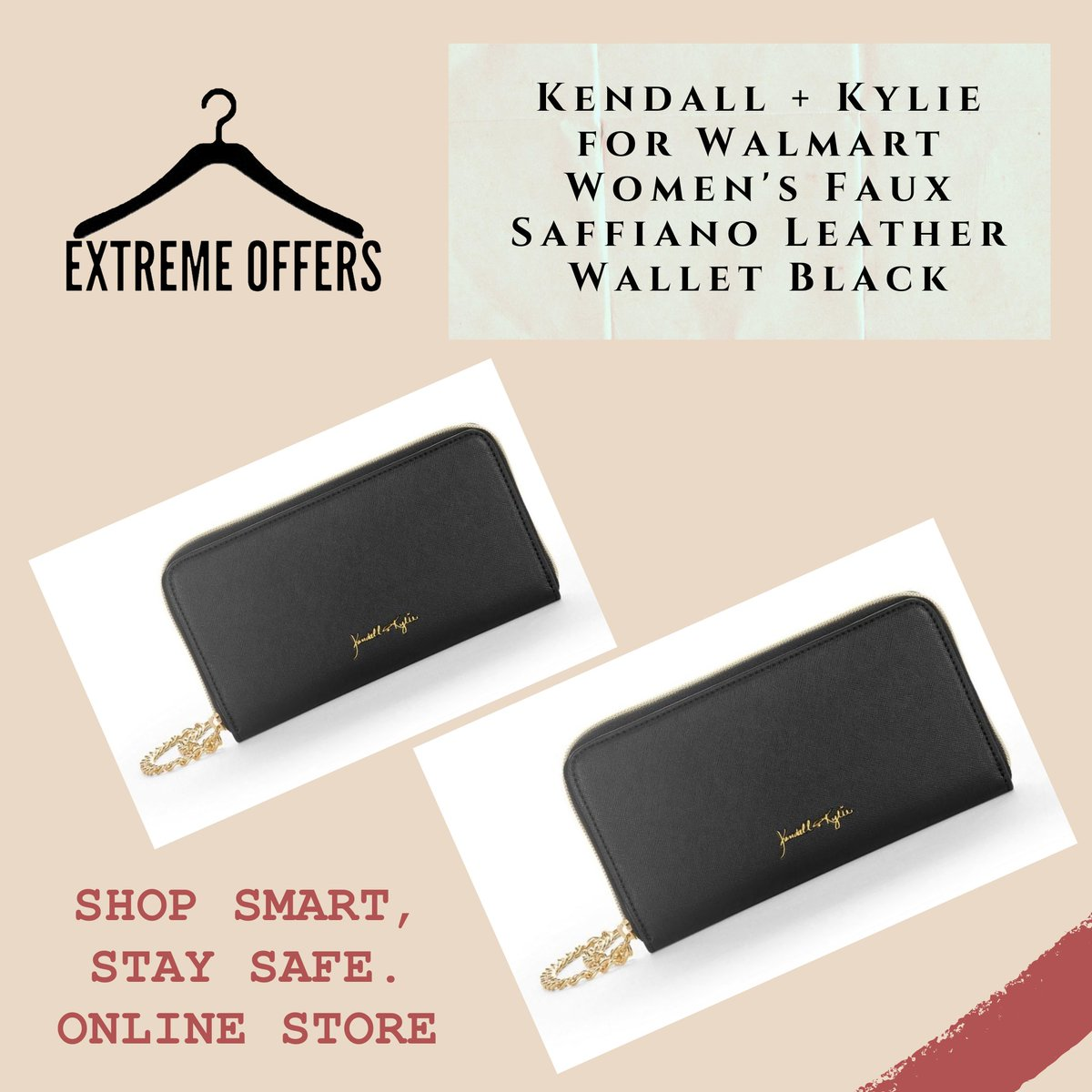 Kendall + Kylie for Walmart Women's Faux Saffiano Leather Wallet Black https://fireinsect.com/kendall-kylie-for-walmart-womens-faux-saffiano-leather-wallet-black-closet/?fbshop=1 … Visit our Catalog on Facebook https://facebook.com/pg/1952-478260969649267/shop/ … #extremeoffers #usa #Florida #fortlauderdale #onlineshop #paypal #tiendaonline #gift #fashion #follo4folloback #followus #Walletpic.twitter.com/KkYMtuTGMe