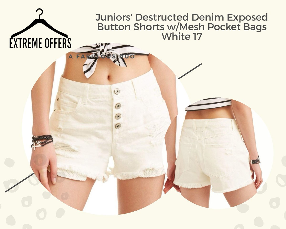 https://fireinsect.com/juniors-destructed-denim-exposed-button-shorts-w-mesh-pocket-bags-white-17-i6/?fbshop=1 … Visit our Catalog on Facebook https://facebook.com/pg/1952-478260969649267/shop/ … #extremeoffers #usa #Florida #fortlauderdale #onlineshop #paypal  #tiendaonline #gift #onlinefashion #onlinecustom #shophome #followus #follow4followback #handbag #woman #jacket #shoes #tshirt  #shortpic.twitter.com/we422f5dZG