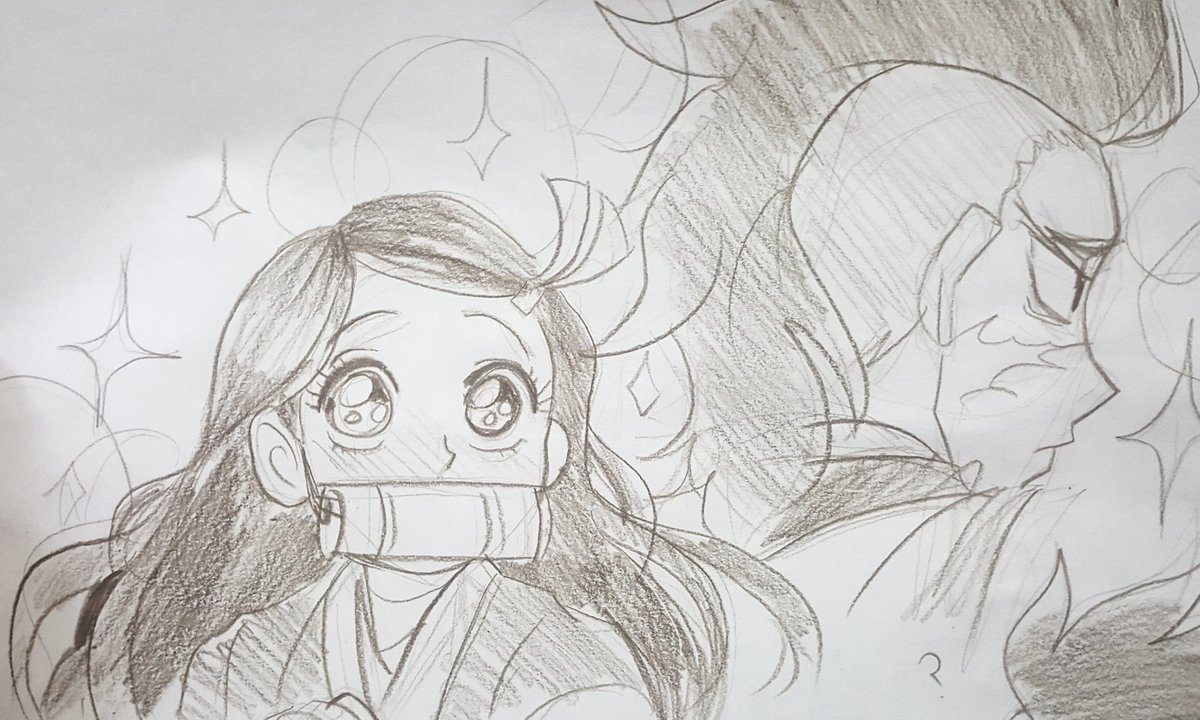 Does crack-ships still being  thing? #kimetsunoyaiba #nezuko #Genyapic.twitter.com/zVvl1DGPIs