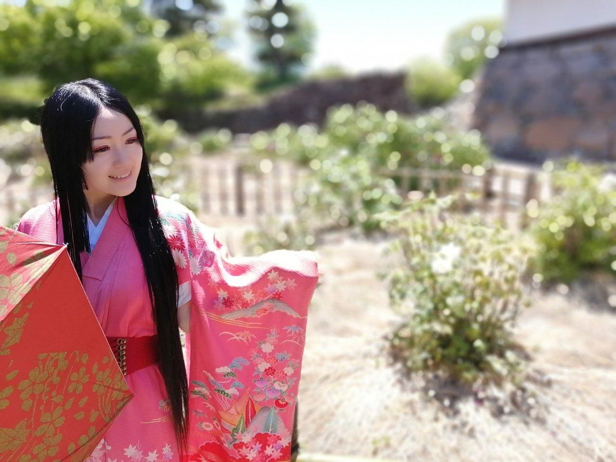 ごきげんよう♪遂に!!6月1日より松本城本丸庭園が開城致しまする(≧▽≦)長う籠城戦が終いとなりそうじゃ(ノ◕ヮ◕)ノ*.✧