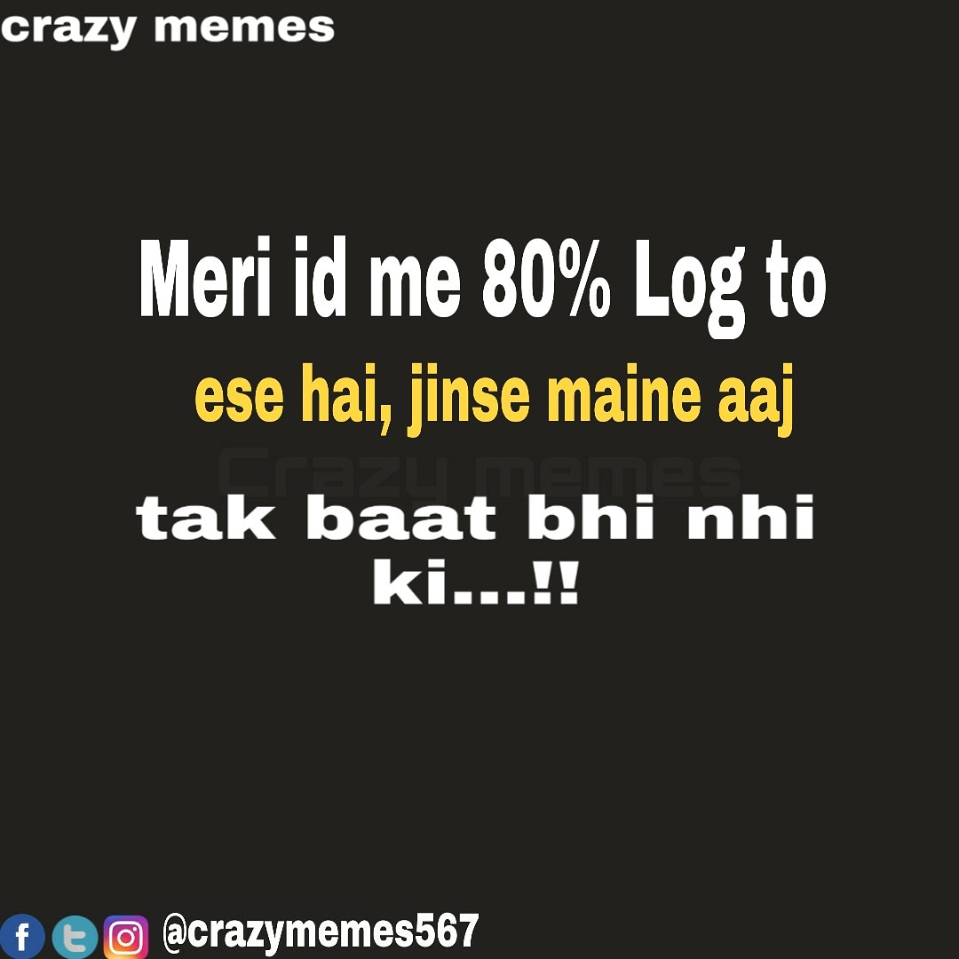 #crazymemes #crazymemes567 #memes #dailymemes #memes#funnymemes #funny #funnyposts #funnyquotes #jokes #joker #indianmemes #hindimemes #instagrammemes #englishmemes #tuitionearningpic.twitter.com/GV1L9lxqCH