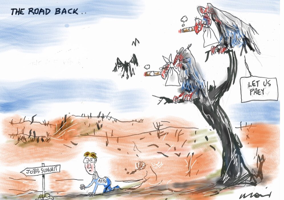 Please browse moir.com.au for genuinely independent comment A sample from today.