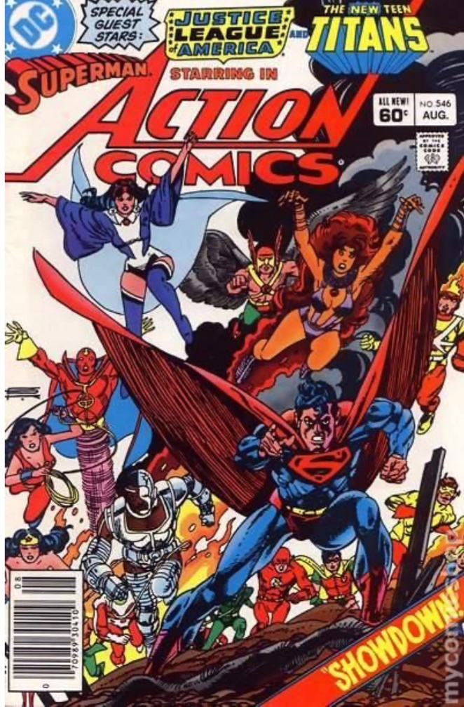 All Star Action!! At THE SPINNER RACK, May 27, 1983! 2/2 <br>http://pic.twitter.com/a2XxO4TYqH
