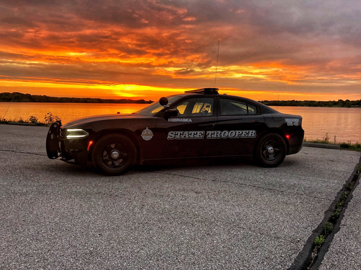 Image posted in Tweet made by Nebraska State Patrol on May 28, 2020, 1:57 am UTC