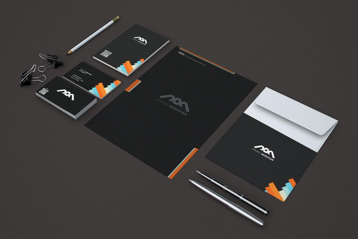 new identity  Designed By : mostafa mokhtar #identity #GraphicDesign <br>http://pic.twitter.com/hFf8LhC7IU