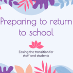 Image for the Tweet beginning: #Googlemeet parent presentation on #ReturningToSchool