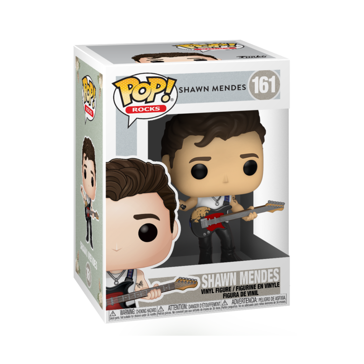 RT & follow @OriginalFunko for the chance to win a @ShawnMendes Pop! bit.ly/2TJpiVZ