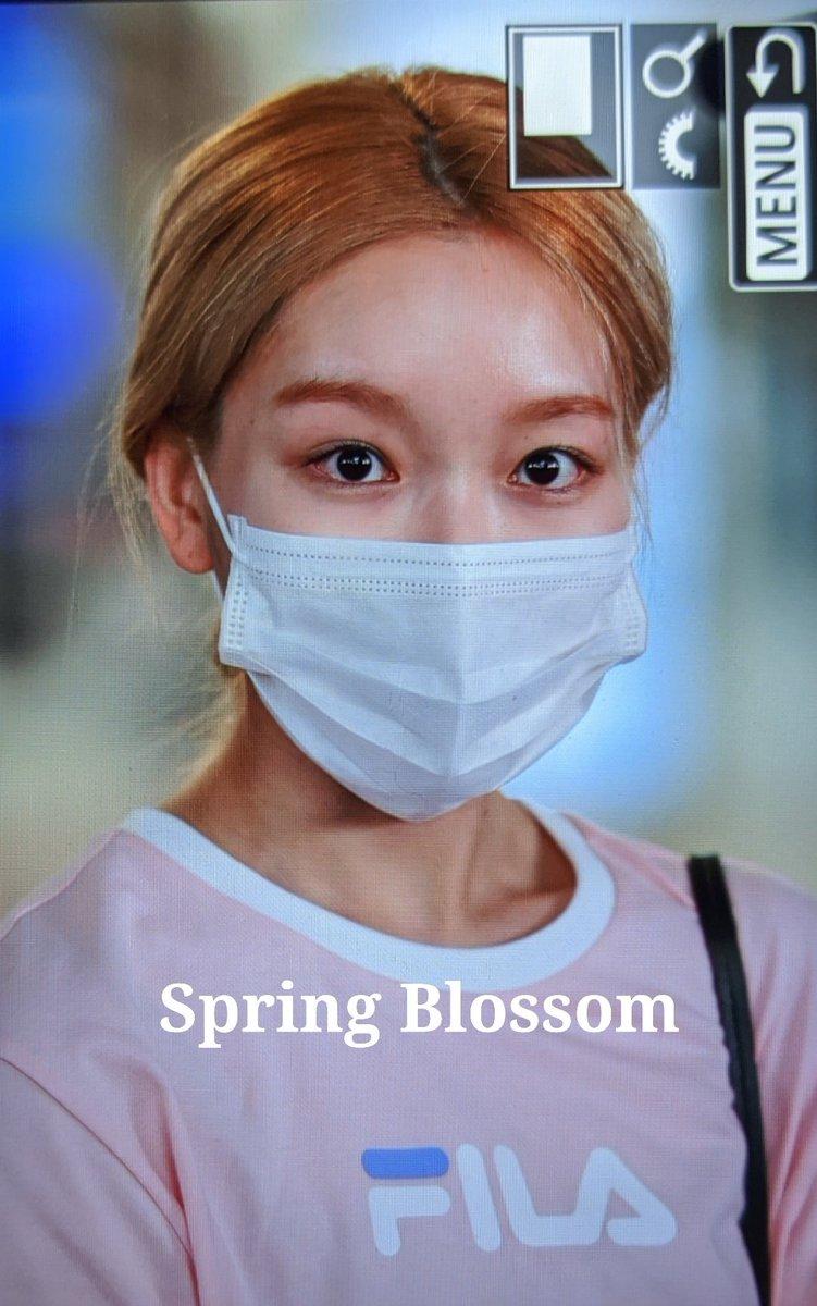 © spring blossom #GOWON #이달의소녀 @loonatheworld<br>http://pic.twitter.com/15V7pOyMEh
