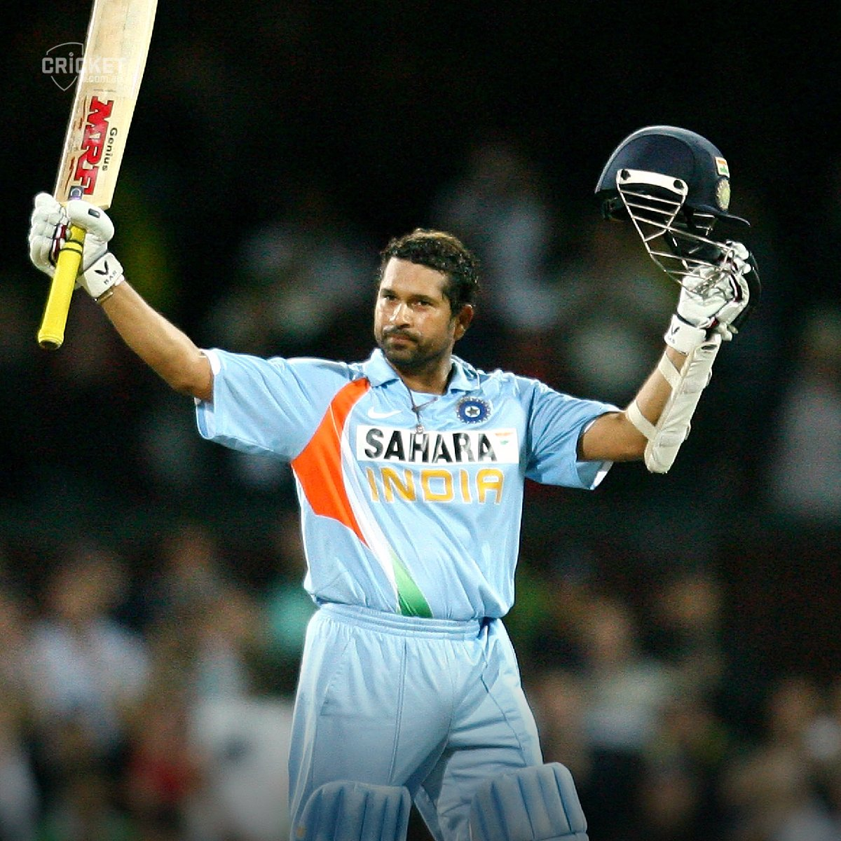 It seemed like every time @sachin_rt played at the SCG he made tons of runs! #AUSvIND