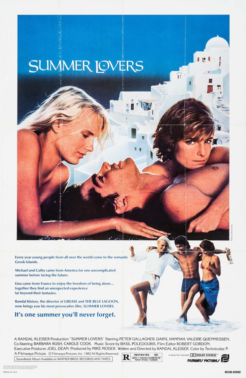 Will you admit to seeing this movie?  #Popculture #Greece #1980s pic.twitter.com/qN1rh2wmwj