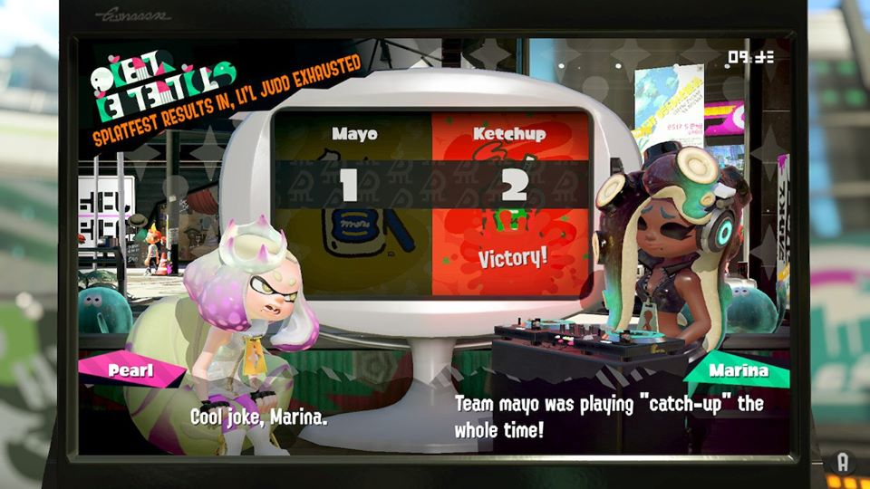 Squidwig took over Ludwig Von Koopa's account and went against #KoopaTV orthodoxy as it relates to the new #Splatfest results... on an old Splatfest. #Splatoon2 #TeamKetchup #teammayo