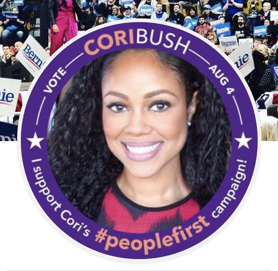 Vote for .@CoriBush
