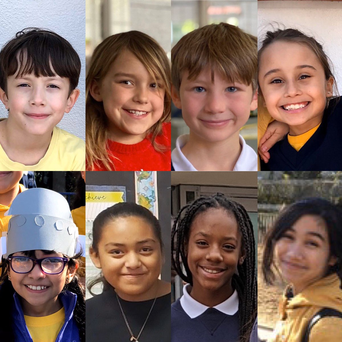 Congratulations to these Saint Anne School artists, all of whom were finalists in the City of #SantaMonica Fair Housing Poster Contest! Well done, Vikings! #sas_vikingspic.twitter.com/AIothI7cLO