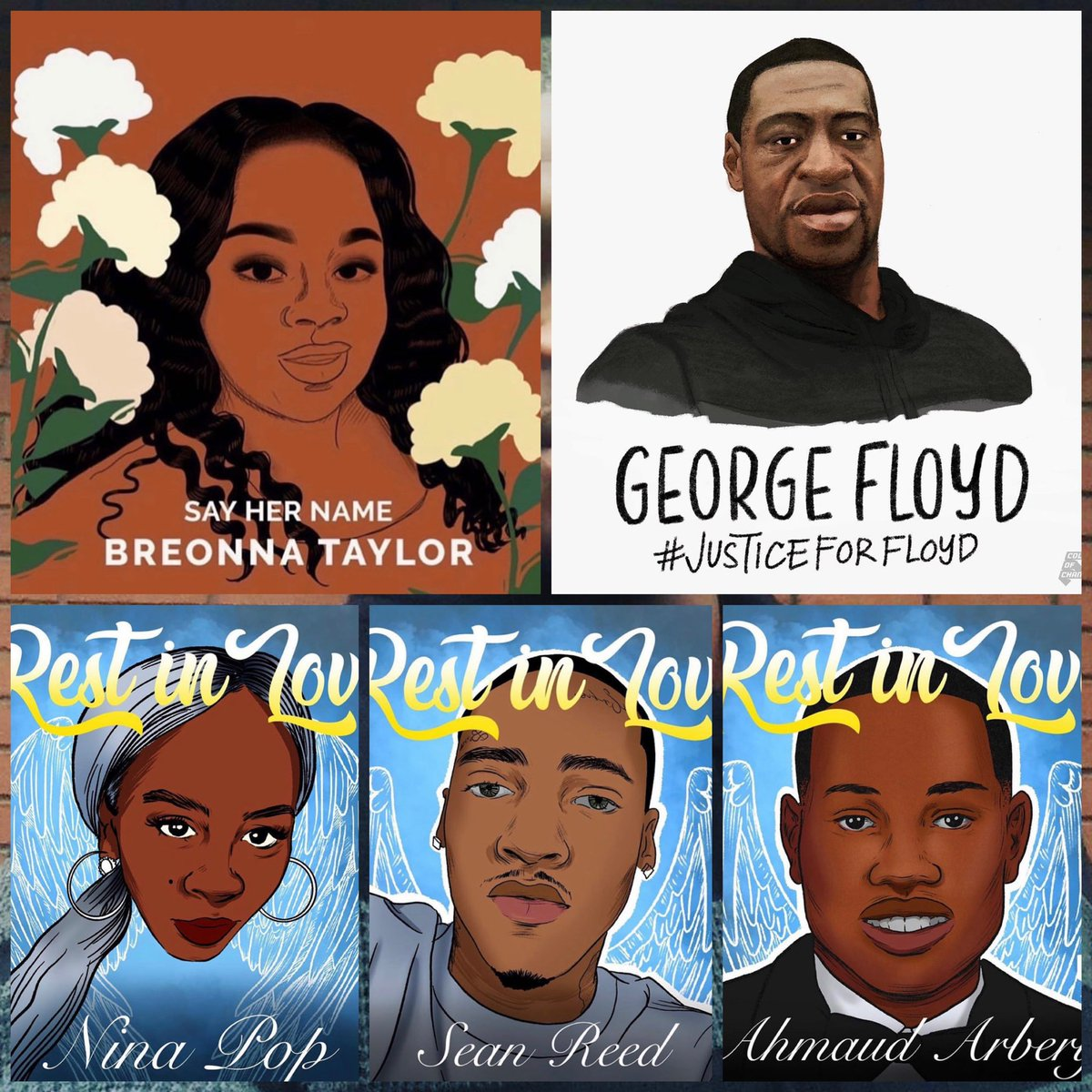 """All Lives Matter is an ideal and a goal. #BlackLivesMatter is an organization and activism committed to ensuring that Black lives become a part of the ALL. #GeorgeFloyd's last breath is among the many that scream to us today that Black lives are not among the ALL."" @BerniceKing"