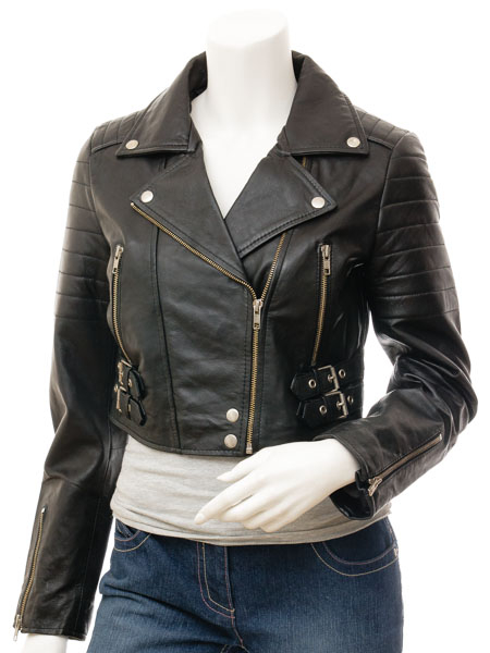 Ultra-Cropped Women's Black Leather Biker Jacket Shop Now: https://www.shoppingmodes.com/collections/womens-leather-jackets … #leather #handmade #fashion #leathercraft #style #leatherwork #leathergoods #leatherbag #jackets #leatherjackets #design #handcrafted #luxury #walletpic.twitter.com/MsddVBQqiT