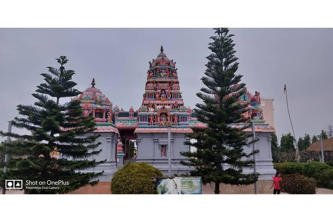 This temple is located in Pirpainti, Bhagalpur dedicated to Lord Jagannath built in South Indian architectural style. The temple belongs to the Iskcon.