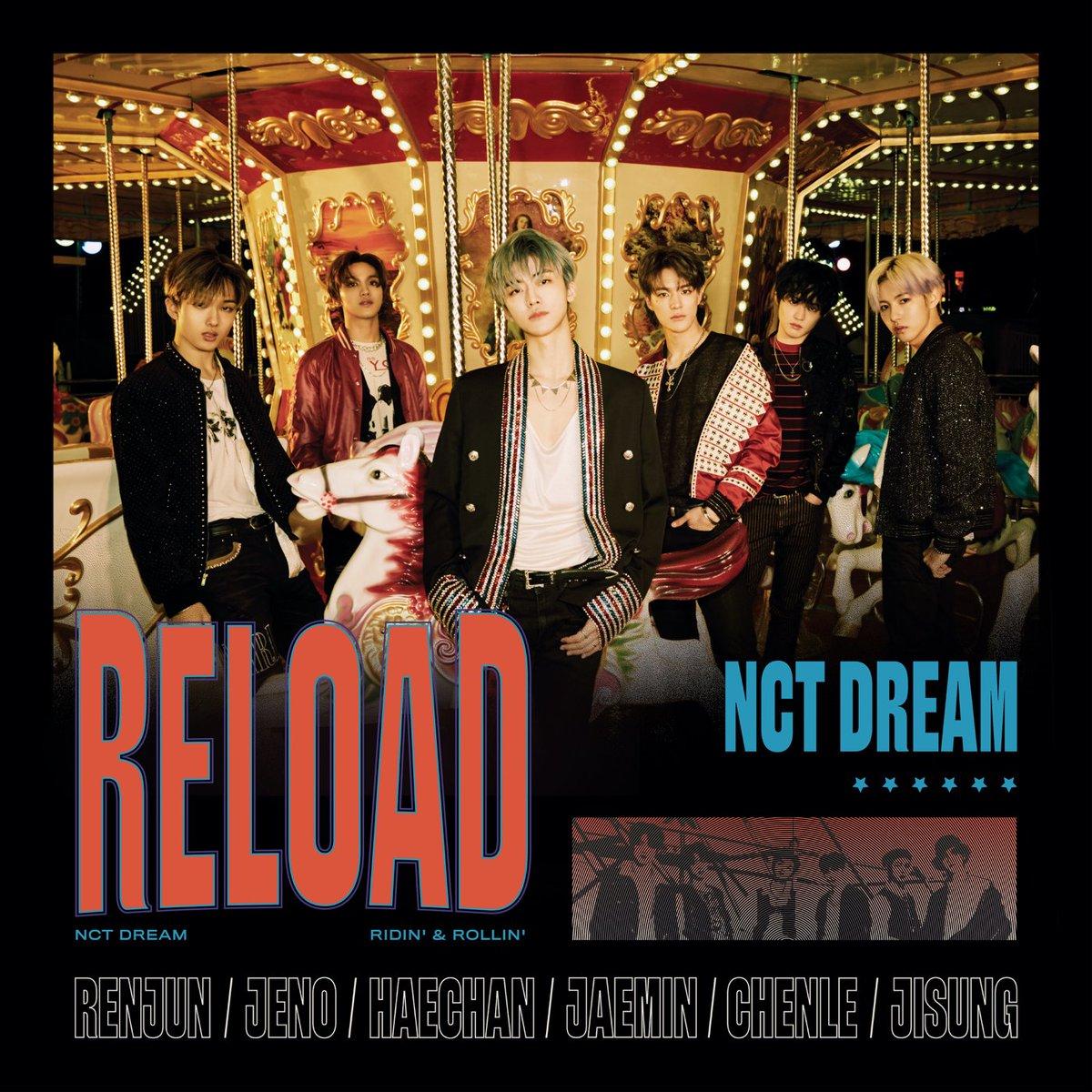"Sunshine Sensation Shop PH⁷ (BTS PH GO Ongoing) on Twitter: ""NCT Dream - Reload [Kit Album] PH GO 💰Php 960 + local SF -normal cargo -w/ freebies 💓 -ETA 3rd-4th week of"