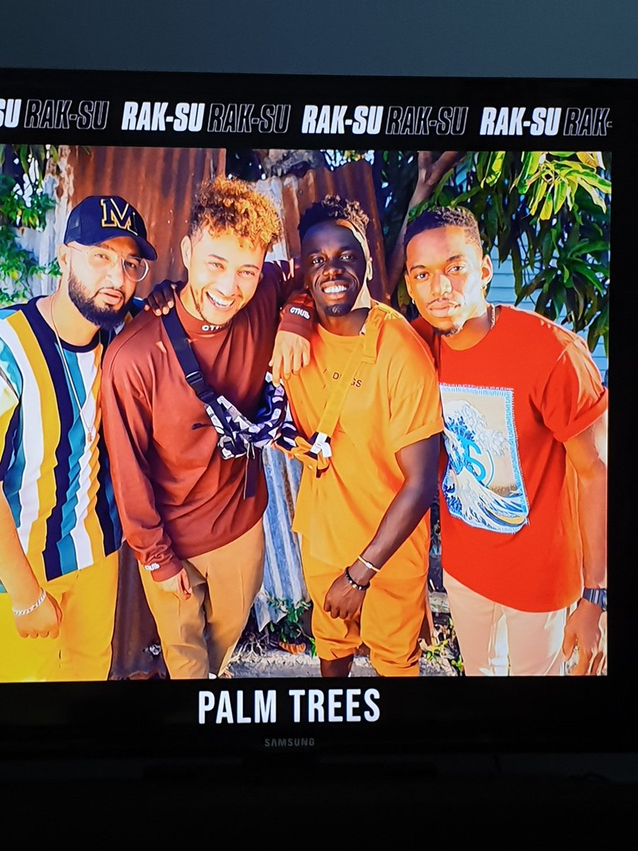 @RakSuMusic #palmtrees  Hoping to see you on tour again soon  pic.twitter.com/Pqh58AspsT