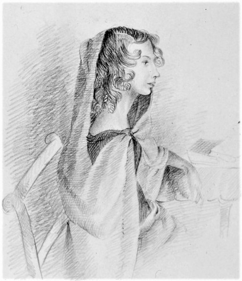 I'm buried now; I've done with life; I've done with hate, revenge & strife; I've done with joy, & hope & love And all the bustling world above  Long have I dwelt forgotten here... This place of solitude & gloom Must be my dungeon & my tomb.  —Anne Brontë, died #OTD 1849  #Brontë pic.twitter.com/V0rX8jOIkL