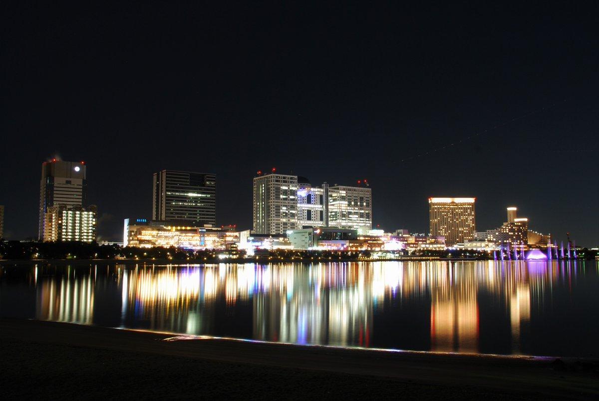 2010.01.01  東京 お台場の夜景 #夜景写真 #風景写真 #お台場 pic.twitter.com/MxncD9zUxK