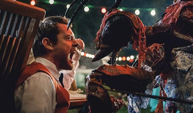 【CS放送】6月4日「ムシの日」に世界の虫パニック映画5作品が一挙放送寄生できる人喰いスズメバチの脅威を描く『スタング 人喰い巨大蜂の襲来』など、奇想天外で衝撃的な作品も放送。