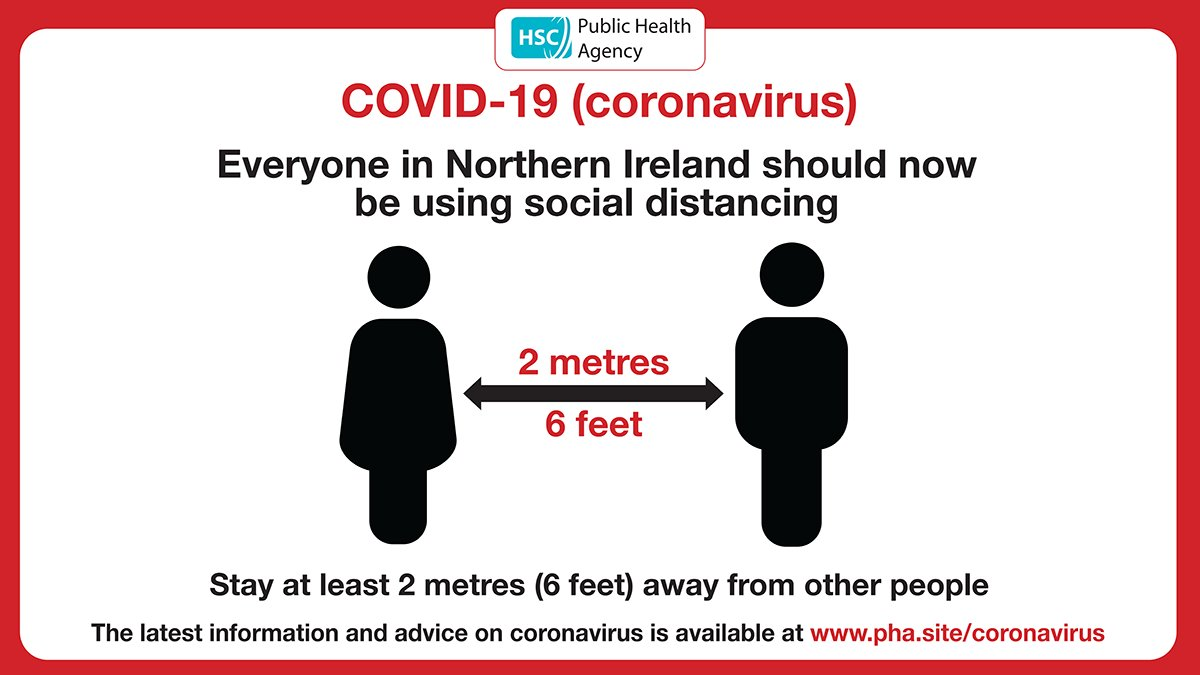 Social distancing is an essential part of slowing the spread of COVID-19 and saving lives❤️ Get the facts at pha.site/coronavirus #coronavirus #COVID19